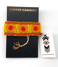 Beaded Cuff by Copper Caribou