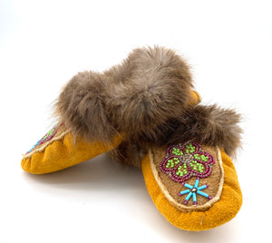 Child size slippers by Gertie Tom