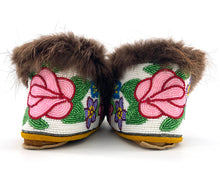 Beaded Crow Boots by Gertie Tom