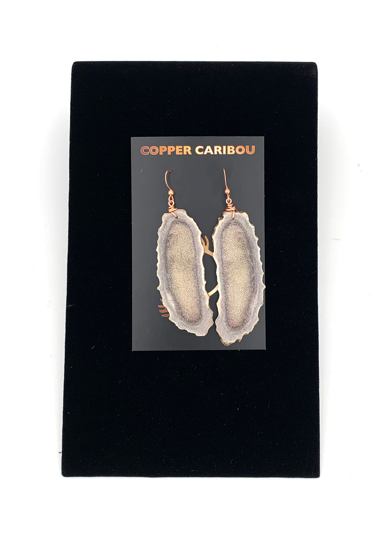 Various Classic Vadzaih/Dinjik Earrings by Copper Caribou