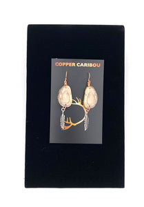 Various Classic Vadzaih Earrings by Copper Caribou