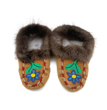 Beaded Slippers by Gertie Tom W/7-8
