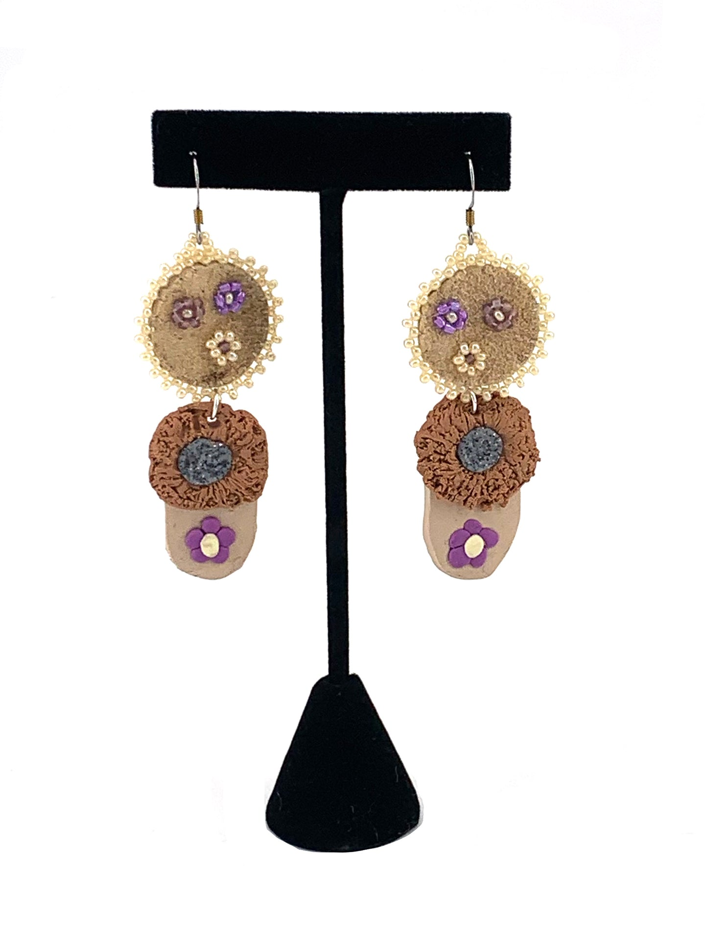 Following our Matriarchs Earrings Trina Pauls of Adanchilla Designs