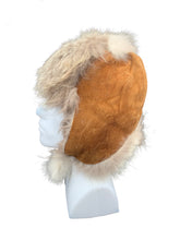 Coyote Fur Hat by Gertie Tom