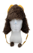 Beaver Fur Hat by Gertie Tom