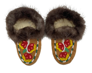 Beaded Slippers by Gertie Tom W 9/10 M 7/8