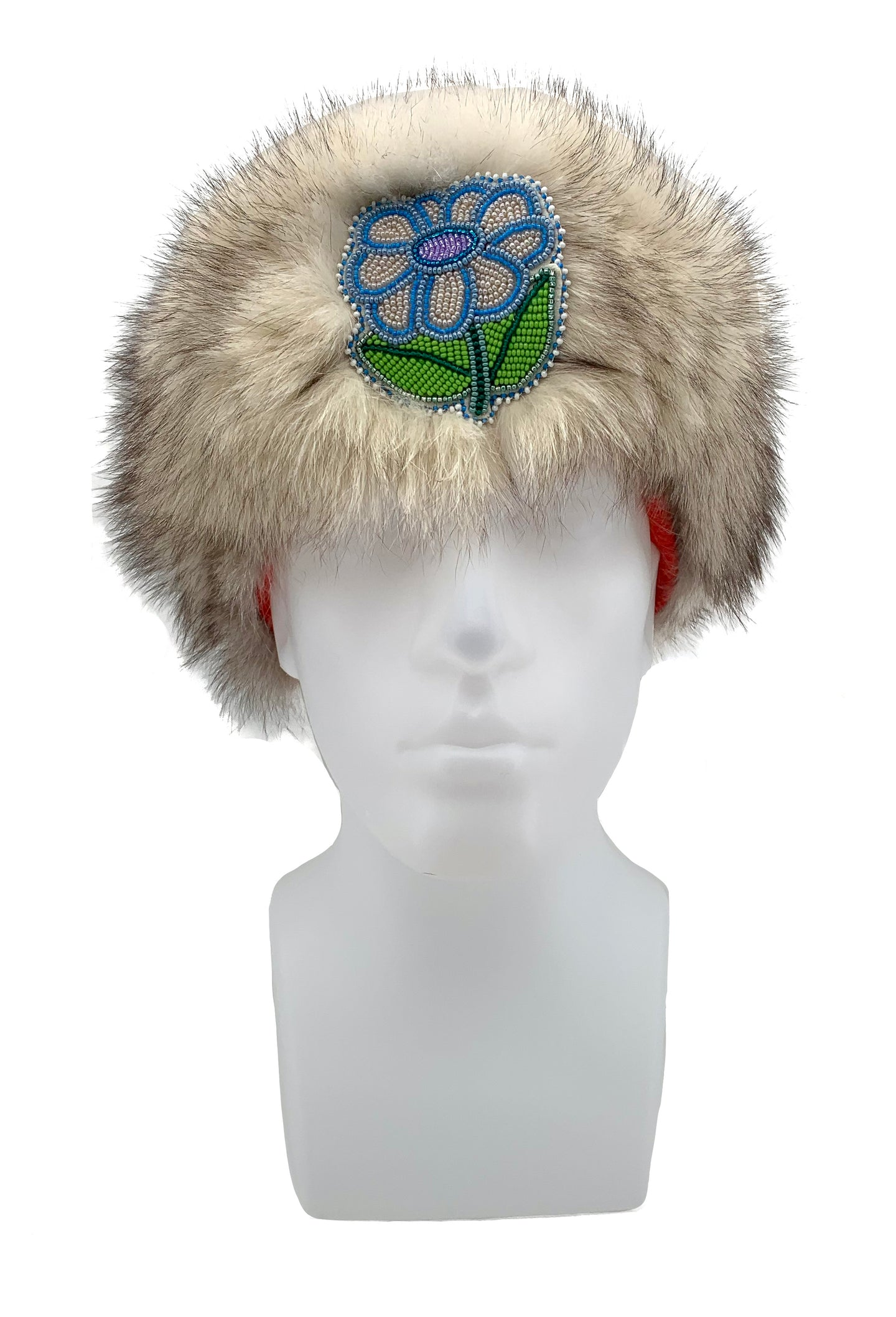 Fox Band Hat by Shirley Smith
