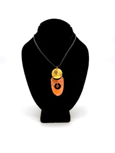 Etut - Baby Necklace (Agate) by Dennis Shorty