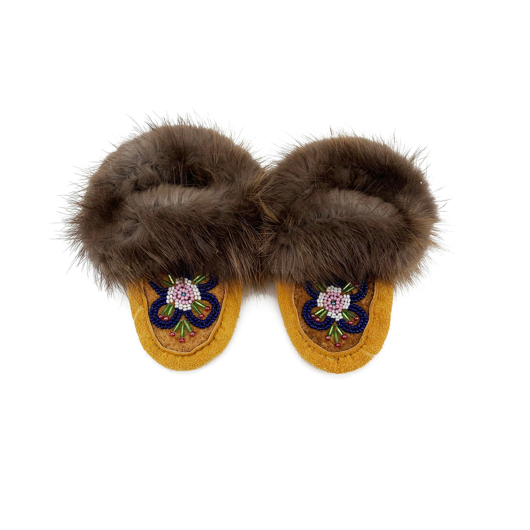 Toddler Slippers by Gertie Tom (1-3 years)