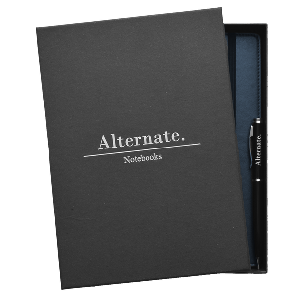 Alternate Notizbuch
