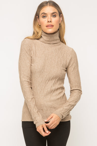 Essential Fall Turtleneck