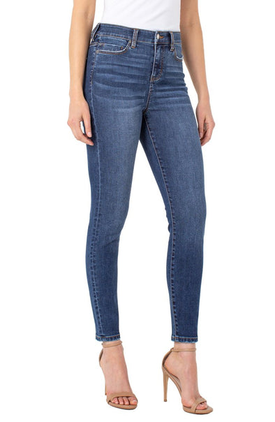 Favorite High Rise Ankle Skinny