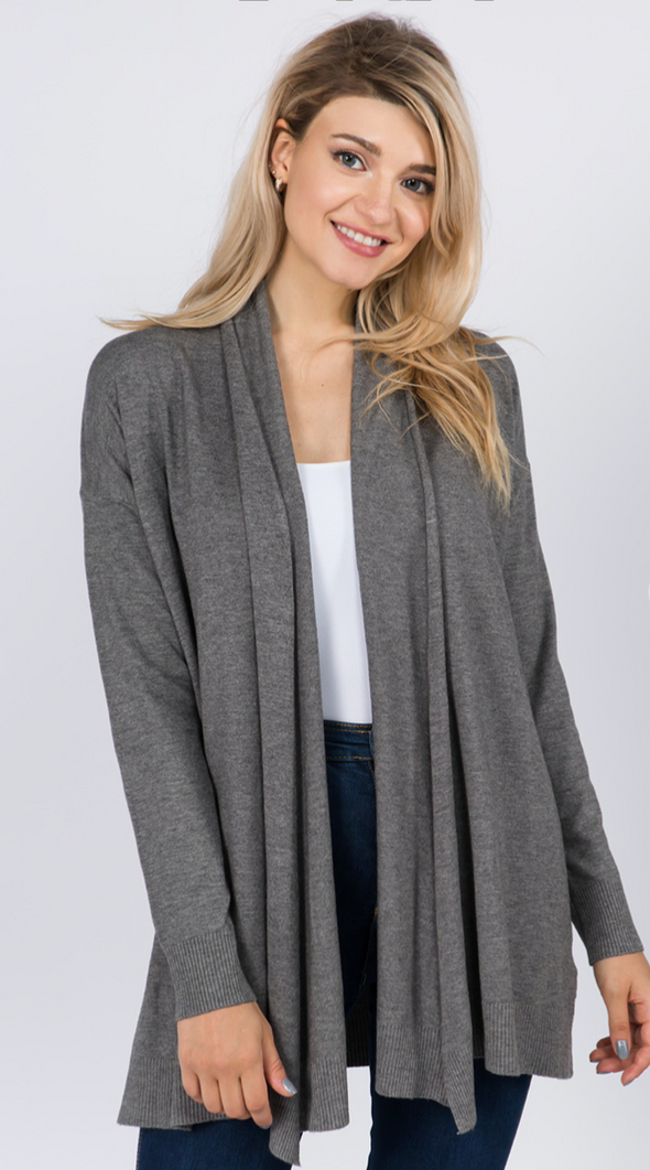 Must Have Basic Cardigan