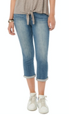 High Rise AbSolution Crop Jean
