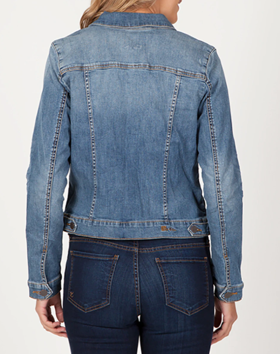 Simple KUT Denim Jacket