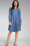 Babydoll Shirt Dress