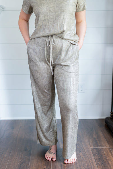 The Shimmer Lounge Pant
