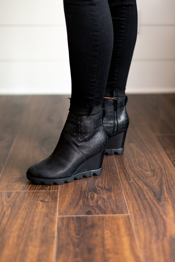 The Sorel Joan Uptown Studded Bootie