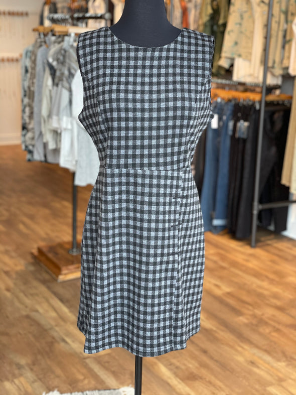 Classic Checked Dress