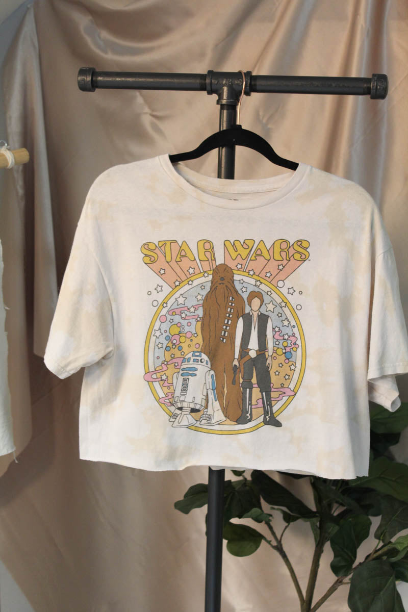 Star Wars Cropped Tee