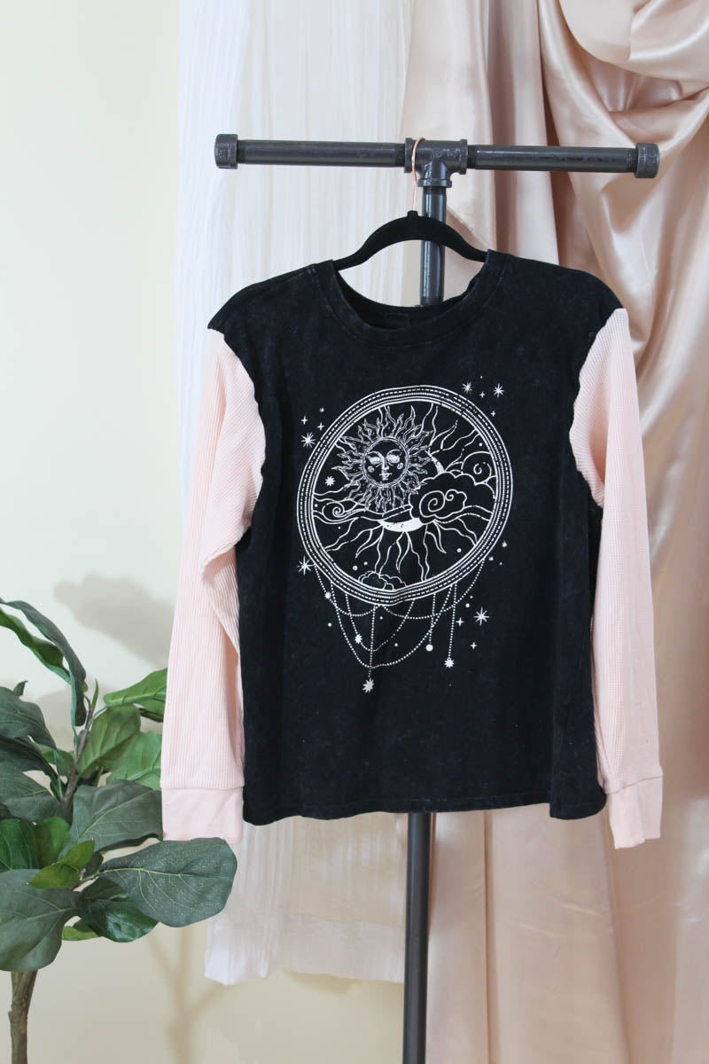 Sun and Moon Long Sleeve