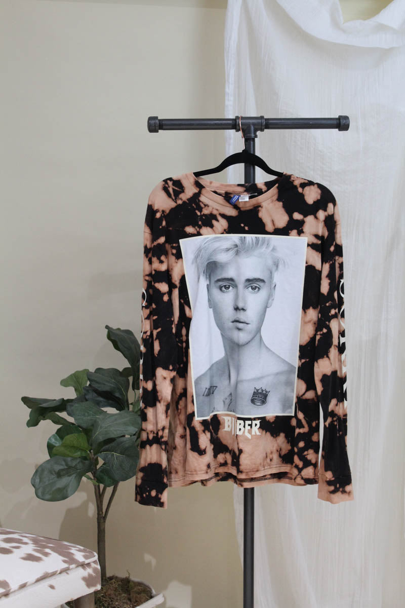 Bieber Long Sleeve Tee