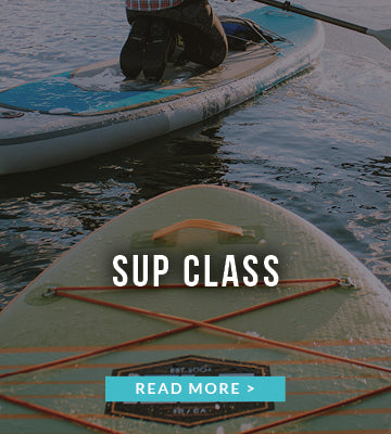 3 Days Standup Paddle Classes