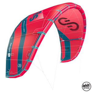 Eleveight Kites Rs V5 2021 Kite 5Mt / Red