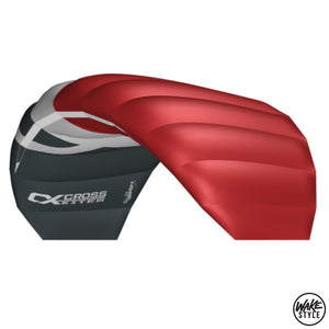 Cross Kites Boarder 1.5 Powerkite - Red