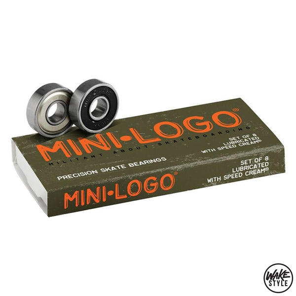 Mini Logo Skate Bearings