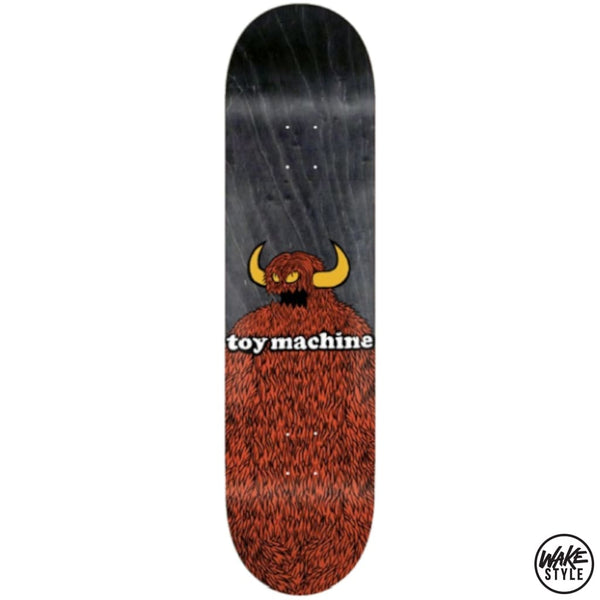 Toy Machine Furry Monster 8.25 Skateboard Deck