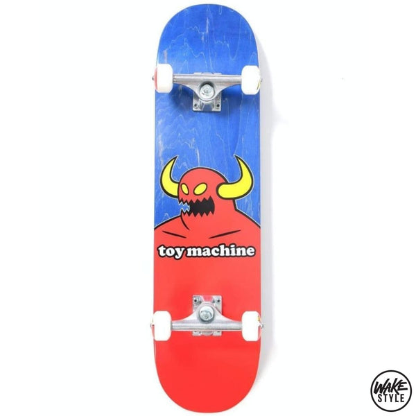 Toy Machine-Monster- Complete Skatebooard 8.0