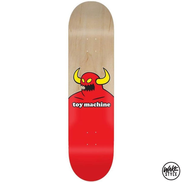 Toy Machine Monster Natural 8.25 Skateboard Deck