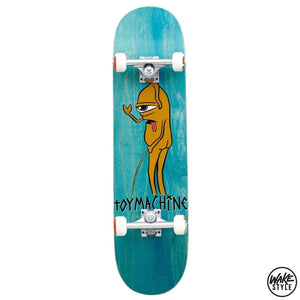 Toy Machine-Pee Sect-Complete Skateboard 7.625
