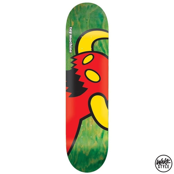 Toy Machine Vice Monster Skateboard Deck 8.13