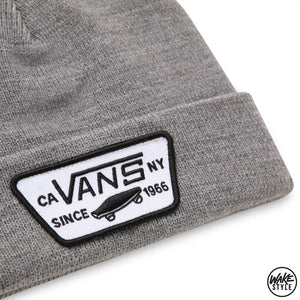 Vans Milford Kids Beanie (8-14+ Years) Heather Grey