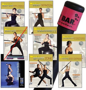 BB09+DVDs(strength & conditioning)