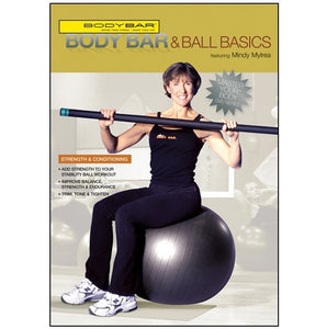 DVD Body Bar & Ball Basics