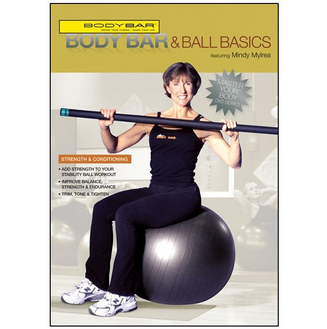 Body Bar & Ball Basics