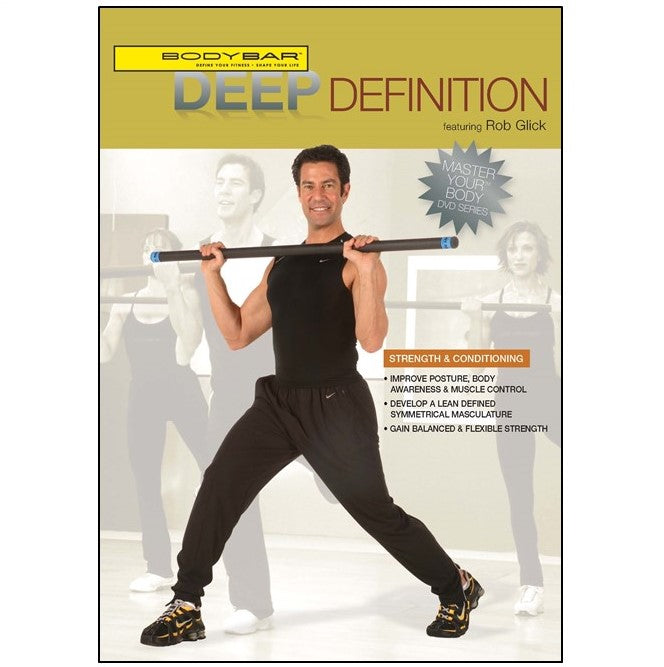 DVD Deep Definition