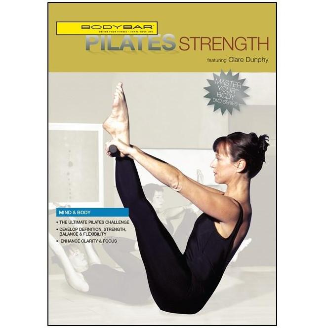 DVD Pilates Strength