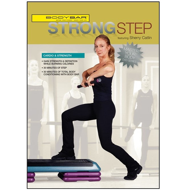 DVD Strong Step