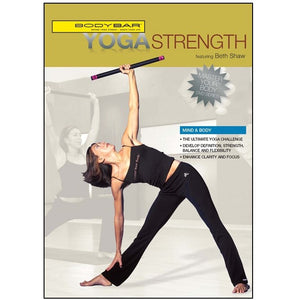 DVD Yoga Strength