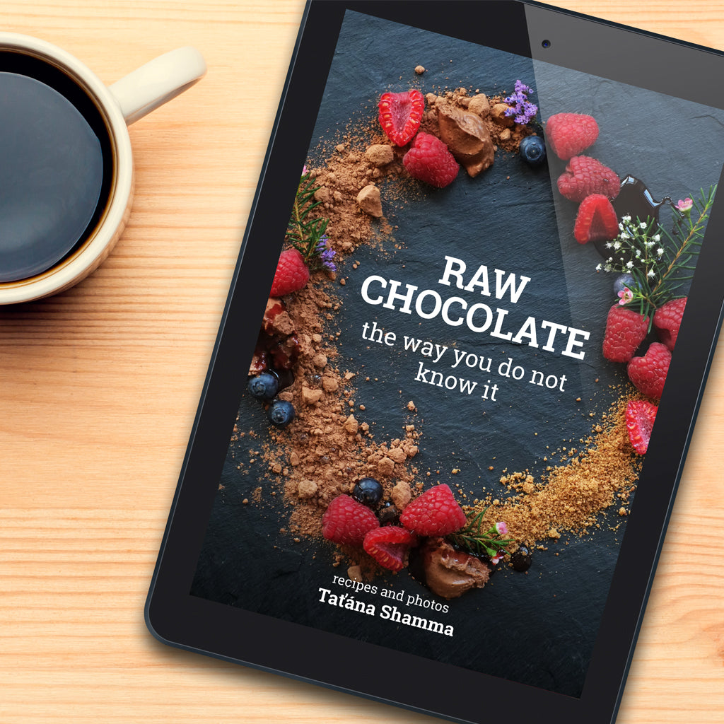 RAW CHOCOLATE the way you do not know it