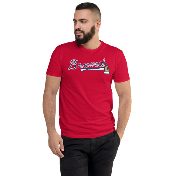 Bravest ATL Fitted Short Sleeve T-shirt