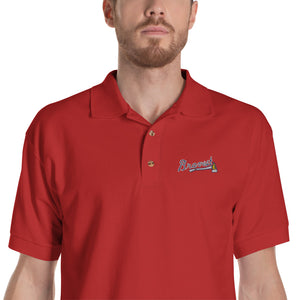 Bravest ATL Embroidered Polo Shirt