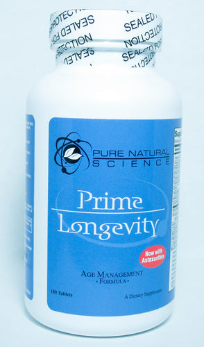 Prime Longevity Autoship Subscription