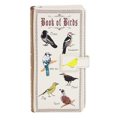 ...z Book of birds beige