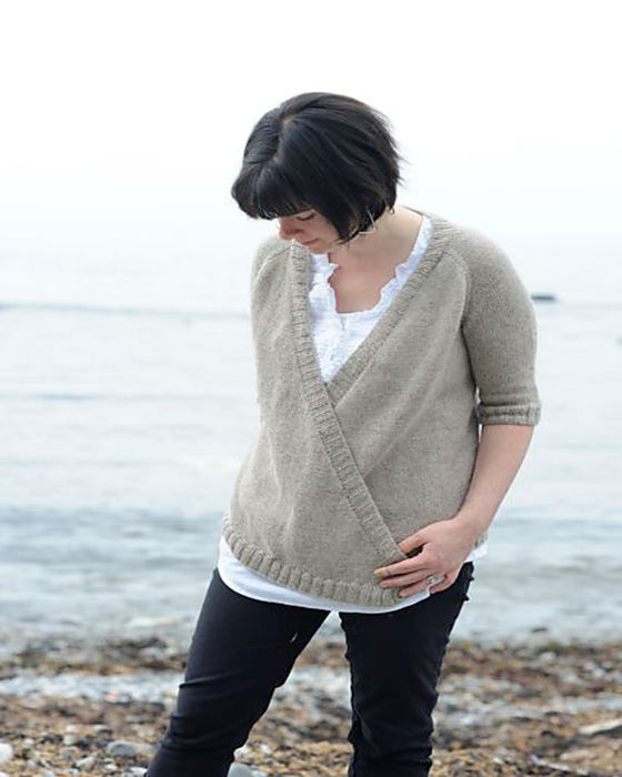 KNITBOT - Contented Cardigan