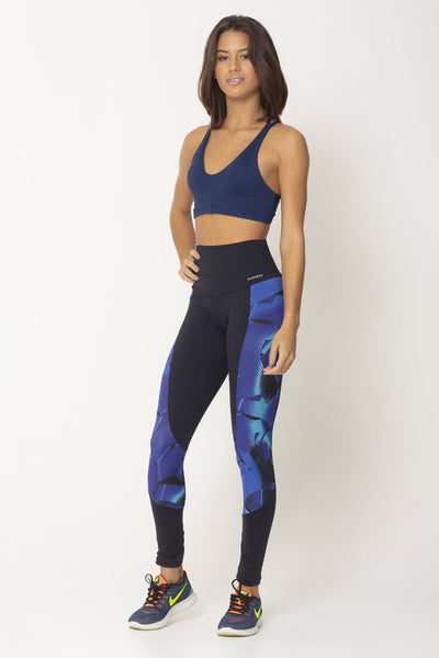Color Detox High Up Women's Compression  Legging